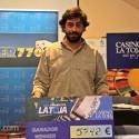 Pedro Fanzeres venceu Etapa #9 Liga Poker770 La Toja