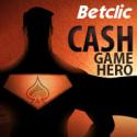 Cash Games Heros têm $6,500 à sua espera na Betclic