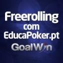 GoalWin oferece 10 Freerolls de $50 aos alunos EducaPoker