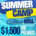 migmigpapasmig ganha $500 no William Hill Summer Camp!