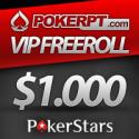 ribasclub121 ganhou o VIP Freeroll na PokerStars
