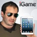 João 'fortyseven' Laranjeira ganhou iPad Mini na iGame