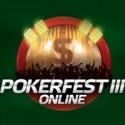 PartyPoker cancelou os 5 primeiros torneios da PokerFest III