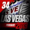 Las Vegas Podcast #34: 'Não se fica triste de levar uma badbeat de Doyle Brunson, tens uma história para contar'