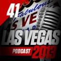Las Vegas Podcast #41: 'Uma pessoa ganha uma bracelete, quer festejar num vulcão e vai preso?'