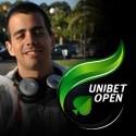 João 'Megas' Silva disputa esta tarde a mesa final do Unibet Open Cannes