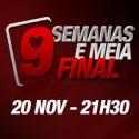 Live Stream das 3 Finais de 9 Semanas e Meia a partir das 21:30h