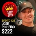 José 'Choupo99' Pinheiro ganhou última etapa pontuável