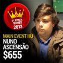 Nuno 'BiGRpKcTDuks' Ascensão é o Campeão de Heads Up