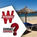 Ganha o próximo Sunday Surprise e vai até Ibiza com 3 amigos