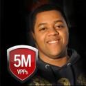 Ivanildo Gomes é o segundo português a alcançar os 5 milhões de VPP's