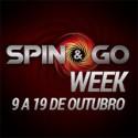 Spin & Go Week na PokerStars de 9 a 19 de Outubro