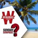 Vencedor do próximo Sunday Surprise receberá viagem a Zanzibar para 2 pessoas