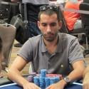 João Vieira 13º Classificado no EPT de Londres 27,750£