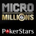 MicroMillions 9 será jogado entre 6 e 16 de Novembro - 100 torneios e $5 milhões garantidos