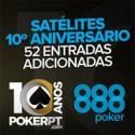 rjcpinto ganhou o último satélite online para o Torneio 10º Aniversário