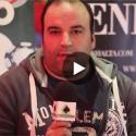 Ricardo Faria é o vencedor d'O Cantinho da Bad Beat e vai receber Cheque Brinde Penhalta de €500