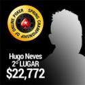 Segunda vitória nacional no SCOOP 2015 - Hugo Neves ganhou SCOOP #17Low