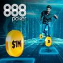 Million Dollar Money Grab - podes ganhar $1,000,000 na 888