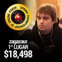 Zagazaur ganhou o SCOOP #31Medium - 3ª vitória portuguesa de 2015