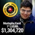 Mustapha Kanit ganhou o Main Event High do SCOOP 2015 - $1,304,720