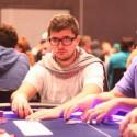 Francisco 07Papi Oliveira é o chipleader do High Roller Estrellas Poker Tour!