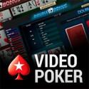 PokerStars lançou vídeo poker no Reino Unido