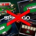 PokerStars retira sem avisar, níveis MicroStakes e High Stakes nos Spin and Go's da sala espanhola