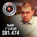 RuiNF conquista TCOOP-37 - $81.474