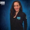 Kara Scott é a nova embaixadora da 888
