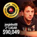 jorginho88 de novo em grande - 2º no 24Low e prémio de $90,049