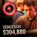 Segunda vitória portuguesa da noite - Jorginho88 ganhou o WCOOP #60: $304,880