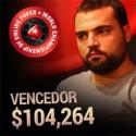 Sousinha23 ganhou o WCOOP 59 - $104,264!!!