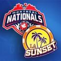 Montreal Nationals e LA Sunset já têm lugar nos playoffs da GPL