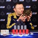 Rumen Nanev ganhou o Side Event #89 do EPT Praga e chegou às 7 espadas