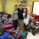 Bernard Lee ajudou 37 famílias carenciadas de Boston a terem um Natal mais feliz