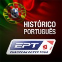 O pecúlio dos portugueses ao longo das 13 temporadas de European Poker Tour