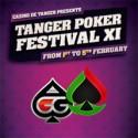 11ª edição do Tanger Poker Festival começa hoje