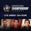 1º dia de Live Stream em Português com Jomané, Crispoker10 e Hencus