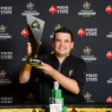 Christian Harder ganhou o primeiro PokerStars Championship