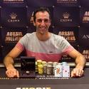 Robert Raymond ganhou o 1º evento do Aussie Millions 2017