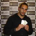 Hélder Guedes, jogador do Rio Ave, ganhou o 6º Torneio Jackpot Series II