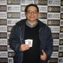 José Paulo Coelho ganhou 7º Torneio Jackpot Series II e Bolsa Jackpot já deu um prémio