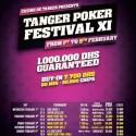 Ricardo Barbosa é o capitão dos portugueses no dia 1B do Tânger Poker Festival XI