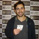 Marco Abreu ganhou o evento #8 das Jackpot Series II