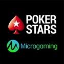 PokerStars cria parceria com a MicroGaming