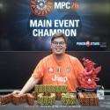 Alan Lau ganhou o Red Dragon da Macau Poker Cup