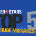 Os 5 maiores erros em eventos televisionados, segundo a PokerStars