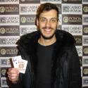 José Pedro Teixeira ganhou evento #22 das Jackpot Series II