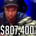 Pote de $807,400 entre Ivey e Antonius, analisado por Doug Polk